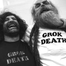 Grok Death T-shirt